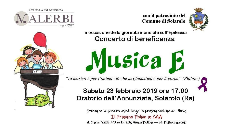 concerto beneficienza MUSICA E