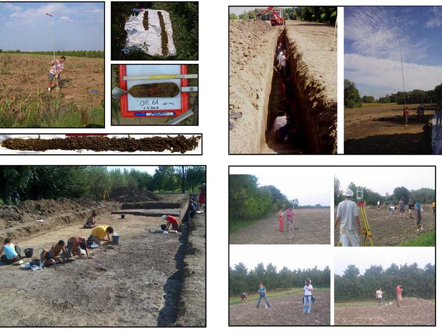 scavi archeologici Solarolo